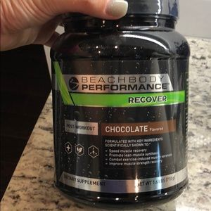 Beachbody Recover Chocolate